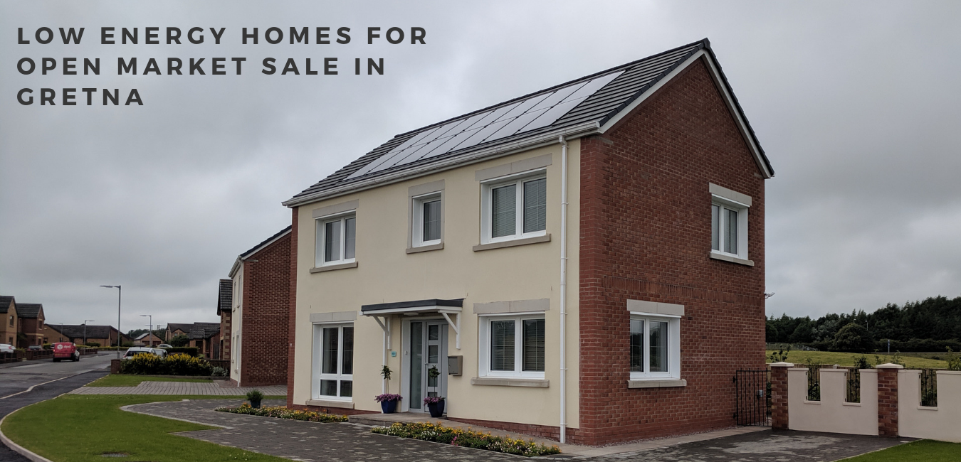 Low Energy Homes in Gretna